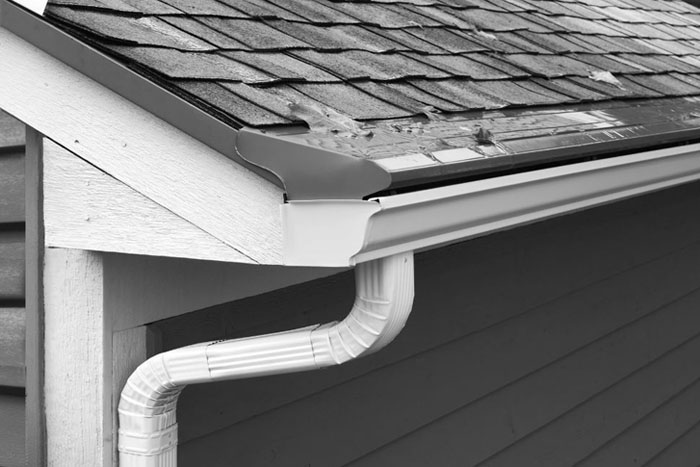 TruGuard Gutter Protection Installed by Everest Seamless Gutters